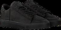 Zwarte HUB Lage sneakers TOURNAMENT-M  - medium