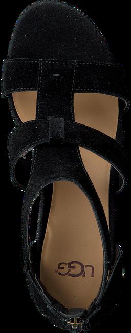 Zwarte UGG Sandalen WHITNEY  - large
