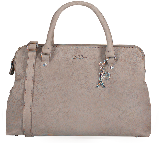 Grijze BY LOULOU Handtas 12BAG31SM - large