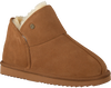 Cognac WARMBAT Pantoffels WILLOW - small