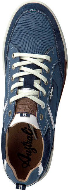 Blauwe AUSTRALIAN Lage sneakers MENDONZA  - large