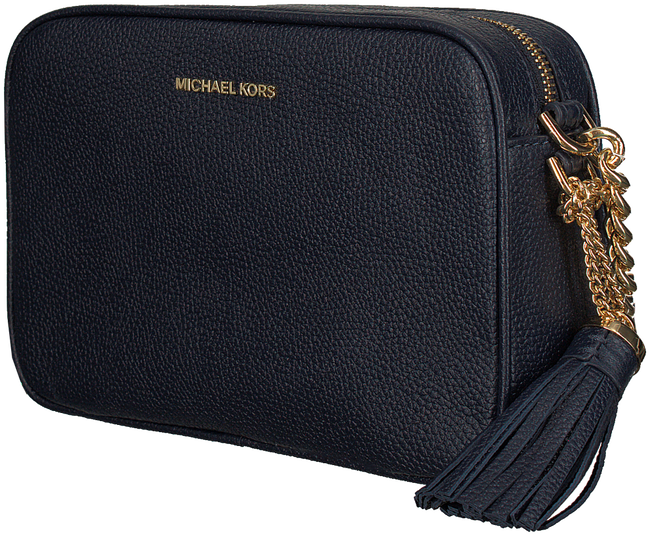 Blauwe MICHAEL KORS Schoudertas MD CAMERA BAG - large