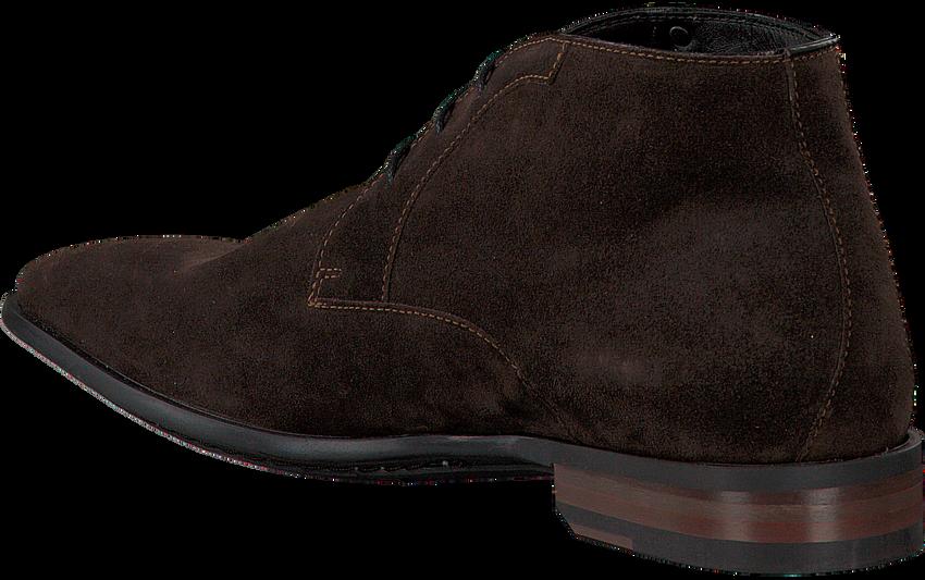 Bruine VAN BOMMEL Nette schoenen 20057  - larger