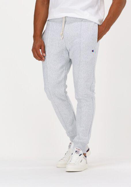 Lichtgrijze CHAMPION Sweatpant RIB CUFF PANTS - large