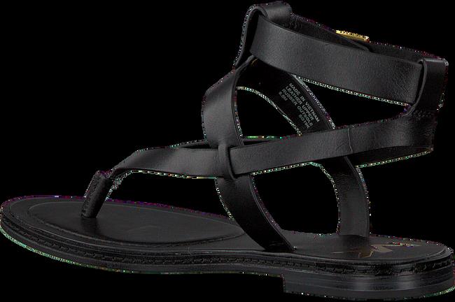Zwarte MICHAEL KORS Sandalen PEARSON THONG  - large