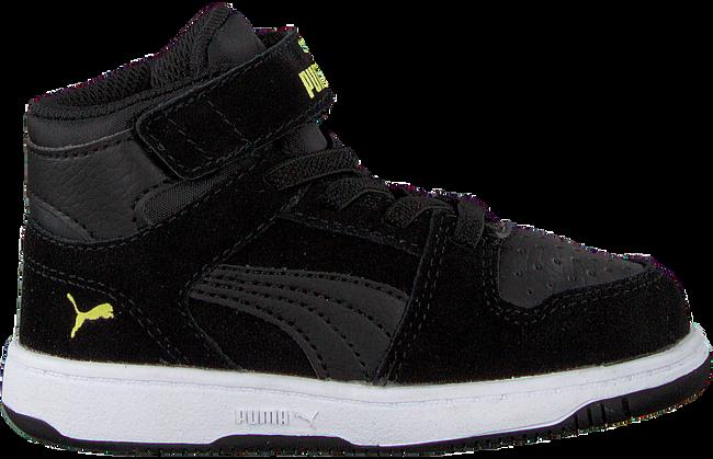 Zwarte PUMA Sneakers REBOUND LAYUP SD PS  - large