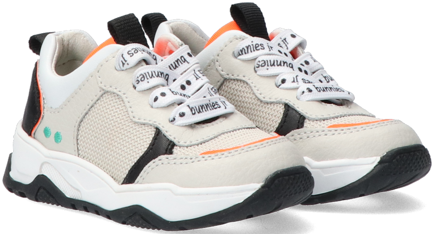 Witte BUNNIES JR Lage sneakers CHARLY CHUNKY  - larger