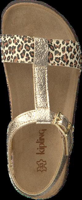 Gouden KIPLING Sandalen NORELLA 4  - large