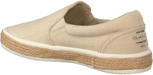 Beige GANT Slip-on Sneakers FRESNO 18678392 - large