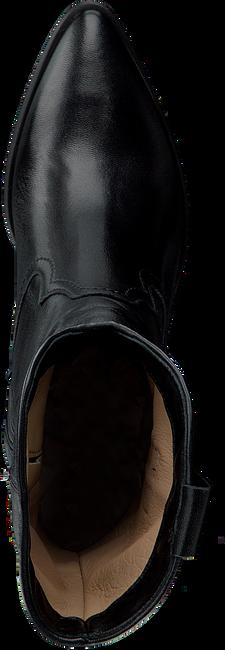 Zwarte NOTRE-V Enkellaarsjes AH68  - large