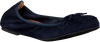 Blauwe UNISA Ballerina's AYELE  - small