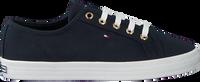 Blauwe TOMMY HILFIGER Lage sneakers ESSENTIAL NAUTICAL  - medium