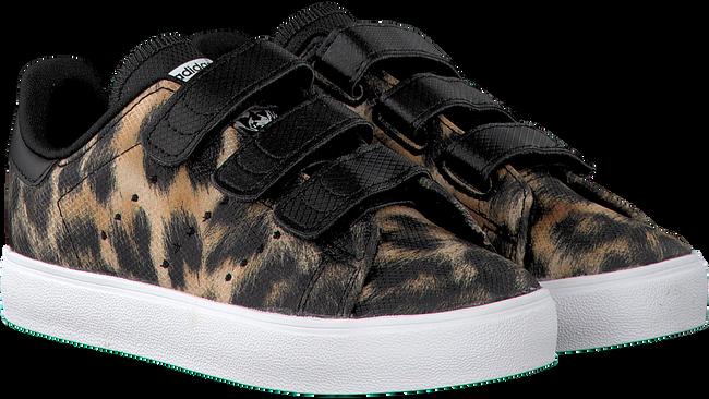 Zwarte ADIDAS Sneakers STAN SMITH KIDS  - large