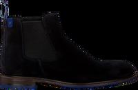 Blauwe FLORIS VAN BOMMEL Chelsea boots 10902  - medium