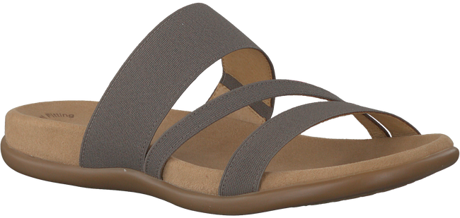 Taupe GABOR Slippers 702  - large