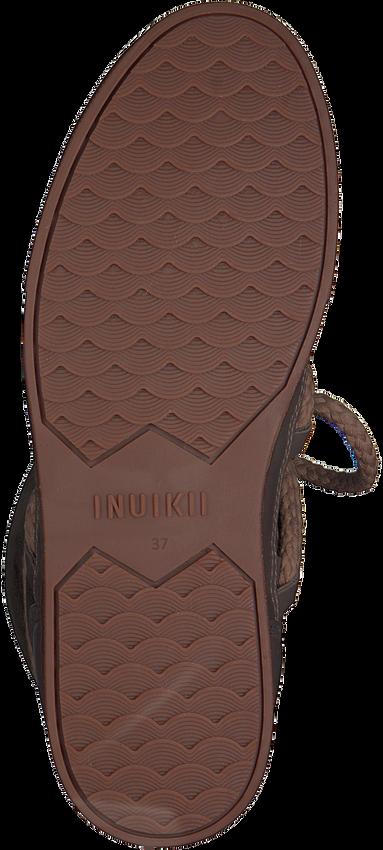 Taupe INUIKII Enkelboots CLASSIC  - larger
