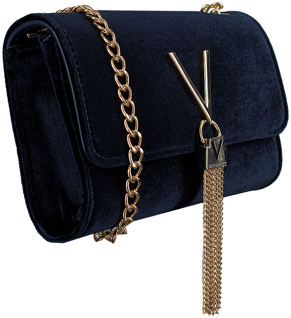 Blauwe VALENTINO HANDBAGS Schoudertas MARILYN CLUTCH SMALL - large
