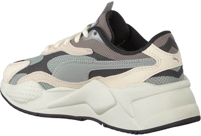 Witte PUMA Lage sneakers RS-X3  - large