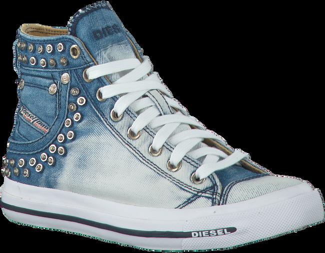 Blauwe DIESEL Sneakers MAGNETE EXPOSURE IV LOW W  - large
