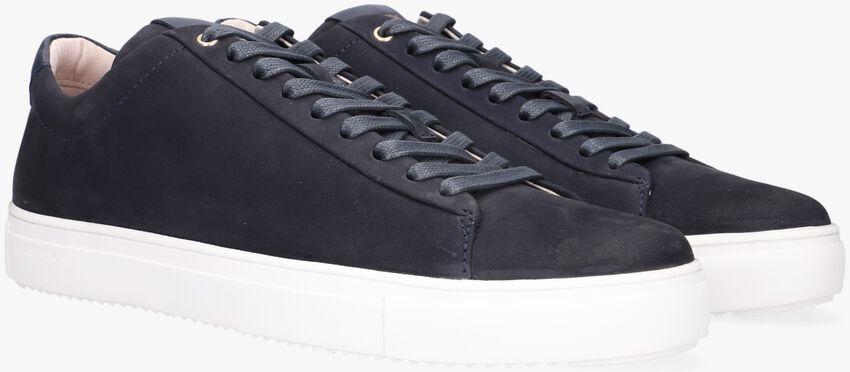 Blauwe BLACKSTONE Lage sneakers RM51  - larger