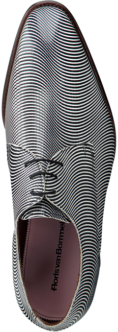 Witte FLORIS VAN BOMMEL Nette schoenen 14146 - large