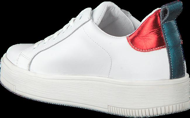 Witte PS POELMAN Sneakers R15565  - large