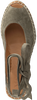 Taupe VIA VAI Espadrilles 5003068 - small