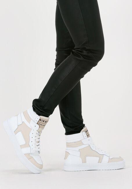 Beige NIKKIE Hoge sneaker LIVIA SNEAKER  - large