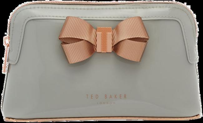 Grijze TED BAKER Toilettas LEZLIE - large