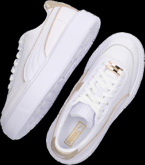 Witte PUMA Lage sneakers OSLO MAJA METAL WN'S  - large