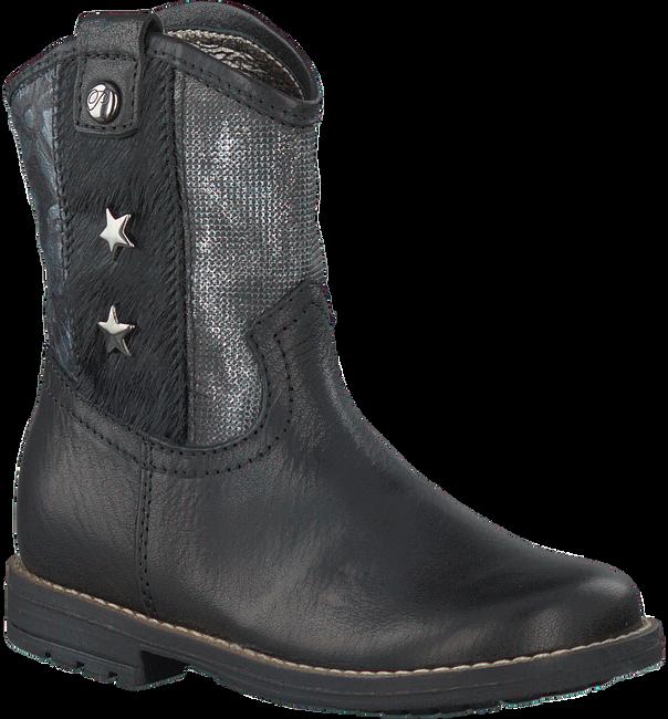 Zwarte PINOCCHIO Lange laarzen P1233  - large