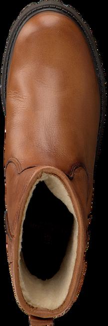 Cognac MCGREGOR Lange laarzen BLAIR  - large