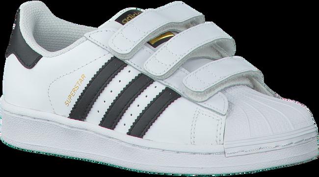Witte ADIDAS Sneakers SUPERSTAR CF C - large