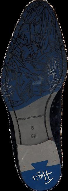 Blauwe FLORIS VAN BOMMEL Nette Schoenen 18075 - large
