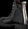 Zwarte CLIC! Veterboots 9801  - small