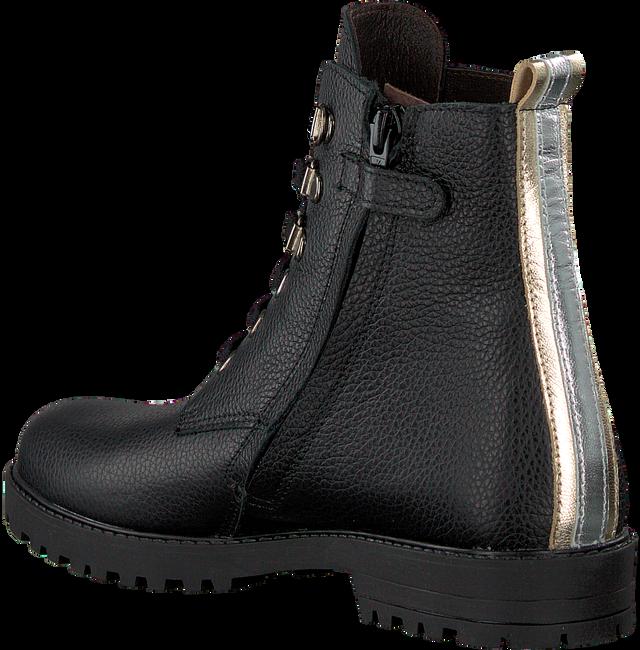 Zwarte CLIC! Veterboots 9801  - large