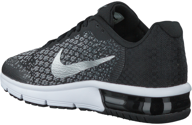Zwarte NIKE Sneakers AIR MAX SEQUENT 2 KIDS  - large