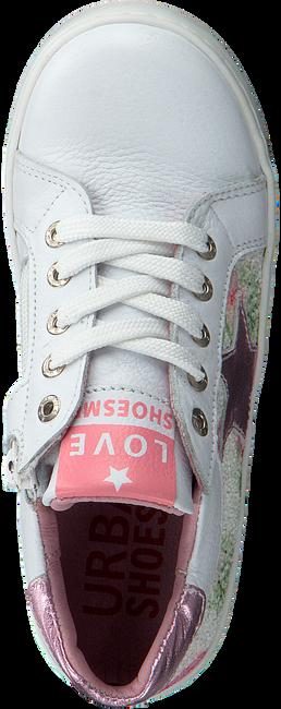 Witte SHOESME Babyschoenen UR8S044  - large