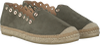 Groene KANNA Espadrilles 7025  - small
