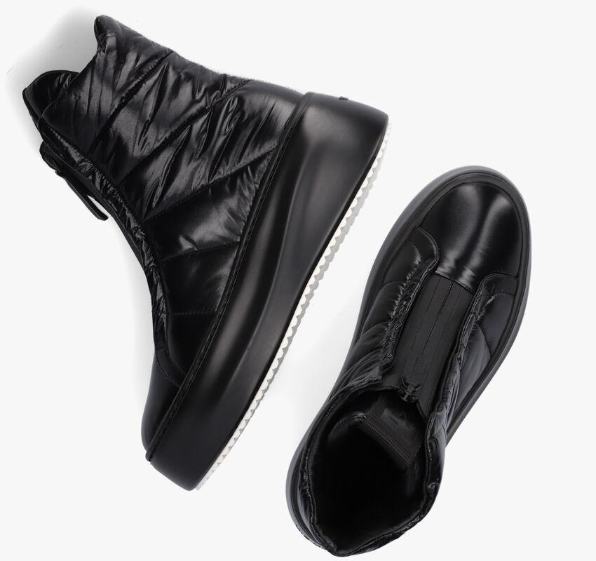 Zwarte VIC MATIE Hoge sneaker 1W3406D  - larger