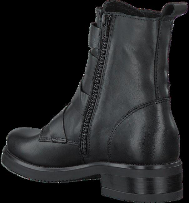 Zwarte OMODA Biker boots P14317  - large