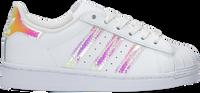 Witte ADIDAS Lage sneakers SUPERSTAR C  - medium