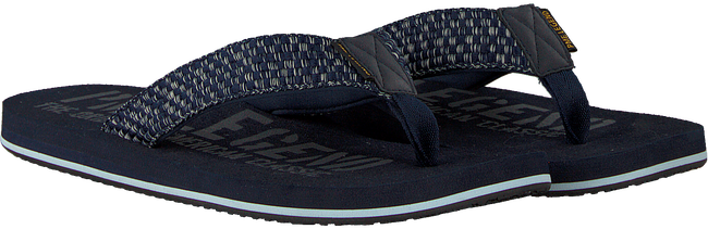 Blauwe PME Slippers KITE  - large