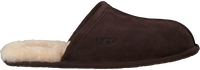 Bruine UGG Pantoffels SCUFF - medium