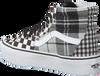 Zwarte VANS Sneakers UA SK8-HI PLATFORM 2.0  - small
