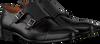 Zwarte VAN LIER Nette schoenen 1918908  - small