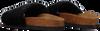 Zwarte OMODA Pantoffels LUCY  - small