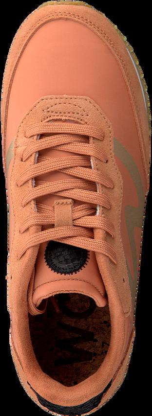 Oranje WODEN Lage sneakers OLIVIA METALLIC  - larger