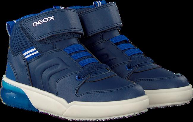Blauwe GEOX Sneakers J949YC  - large