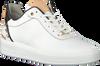Witte FRED DE LA BRETONIERE Lage sneakers 101010129 - small